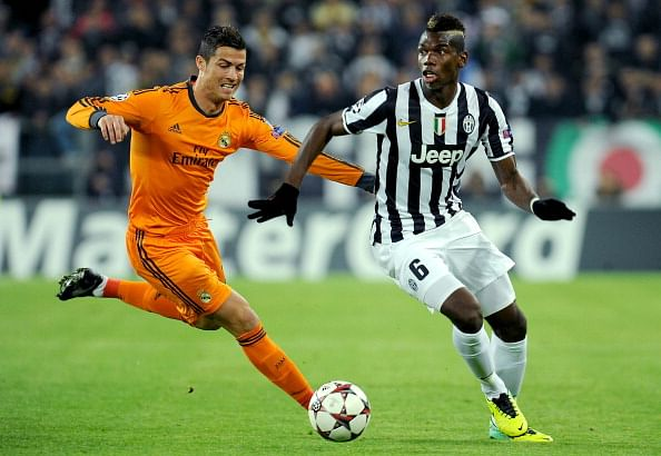 Paul Pogba not interested in Real Madrid move: Agent