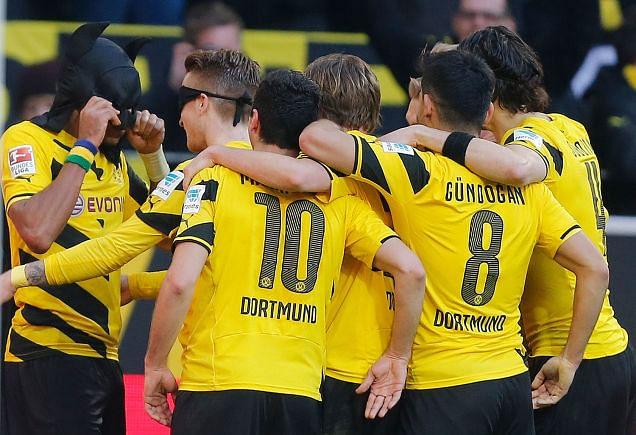 Borussia Dortmund 3-0 Schalke 04: 5 talking points