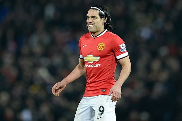 Falcao hints a move to Real Madrid after following the team on Twitter - before unfollowing