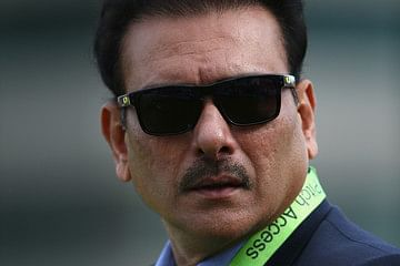 Ravi Shastri sounds confident about India winning the World Cup