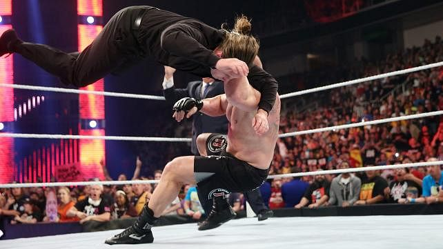 Why Brock Lesnar was 'suspended', SmackDown match announced