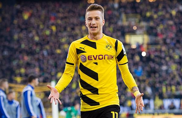 Video: Marco Reus finds new way to score, makes goalkeeper feel stupid