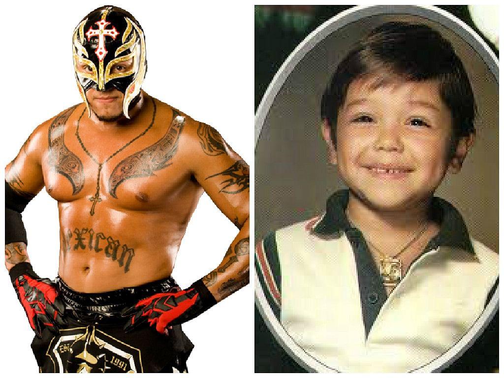 WWE Superstars when they were kids