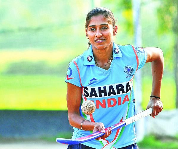 Indian women hockey team players name
