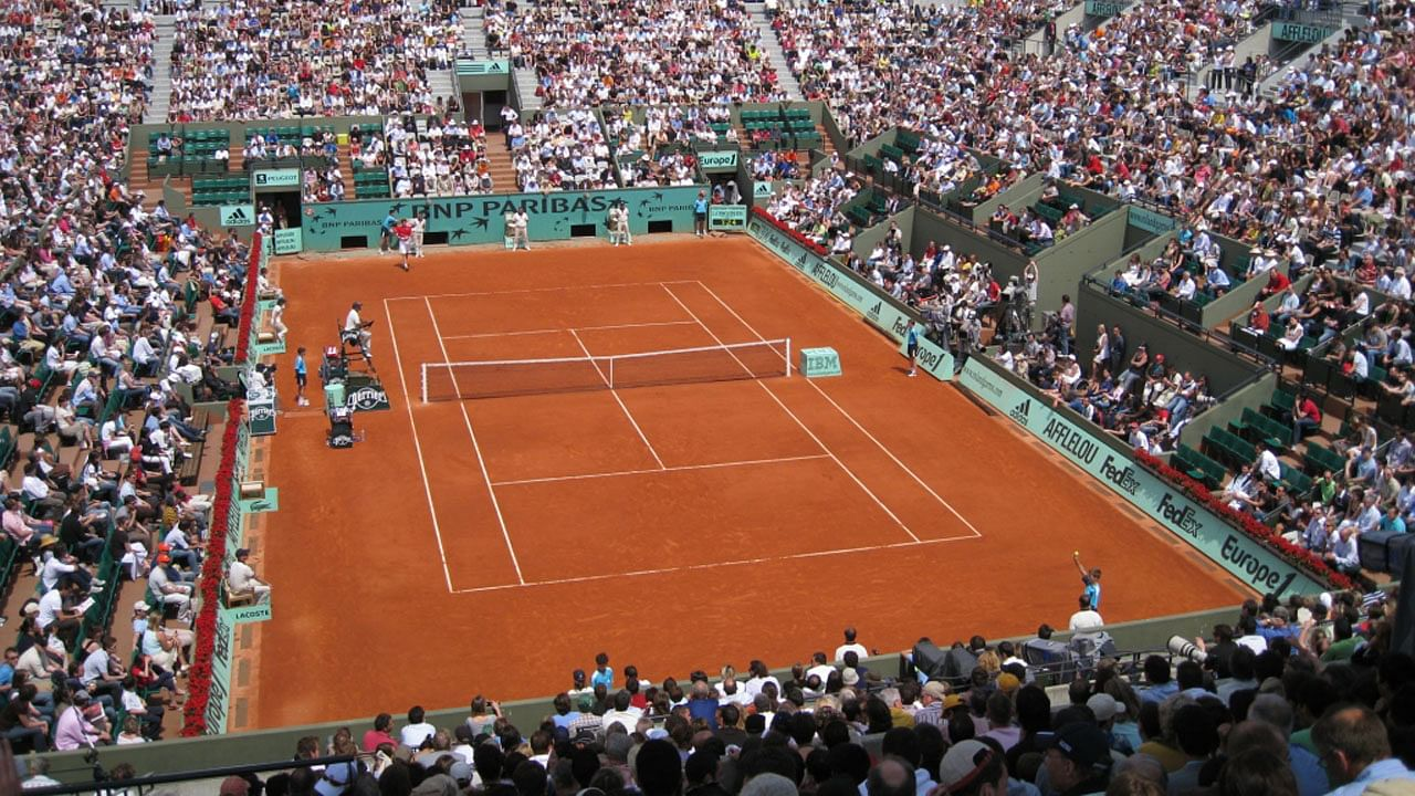 where is the french open held