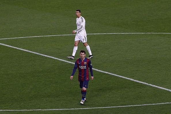 Cristiano Ronaldo achieved greatness, Lionel Messi was born with it