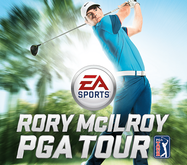 Rory McIlroy featured on EA Sports' new PGA Tour video game
