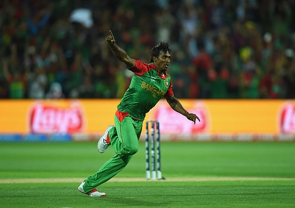 ICC World Cup 2015: Cricketers react to Bangladesh's victory over England