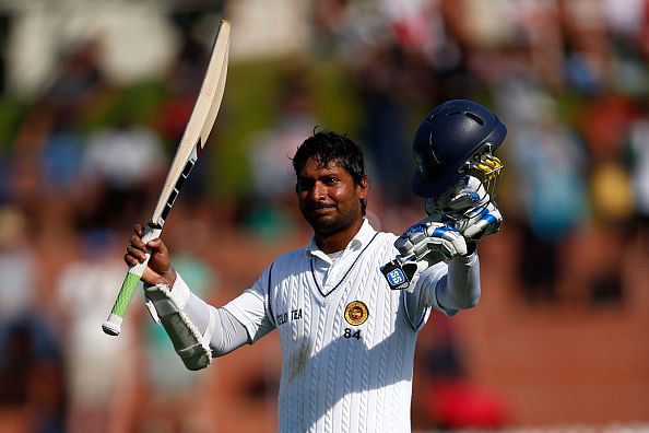 Kumar Sangakkara confirms Test retirement after India series in August