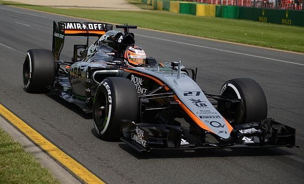 Force India takes 14th, 15th pole in Australian GP