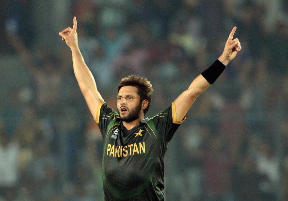 The madness that is Shahid Afridi