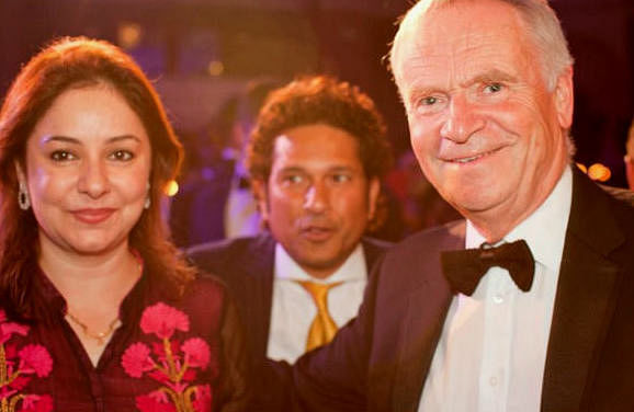 Indian players becoming like Bollywood superstars: Jeffrey Archer