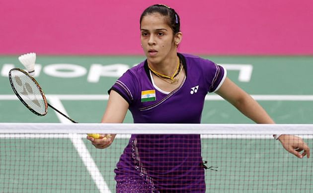 Saina Nehwal enters All England Championships quarterfinals with straight games win