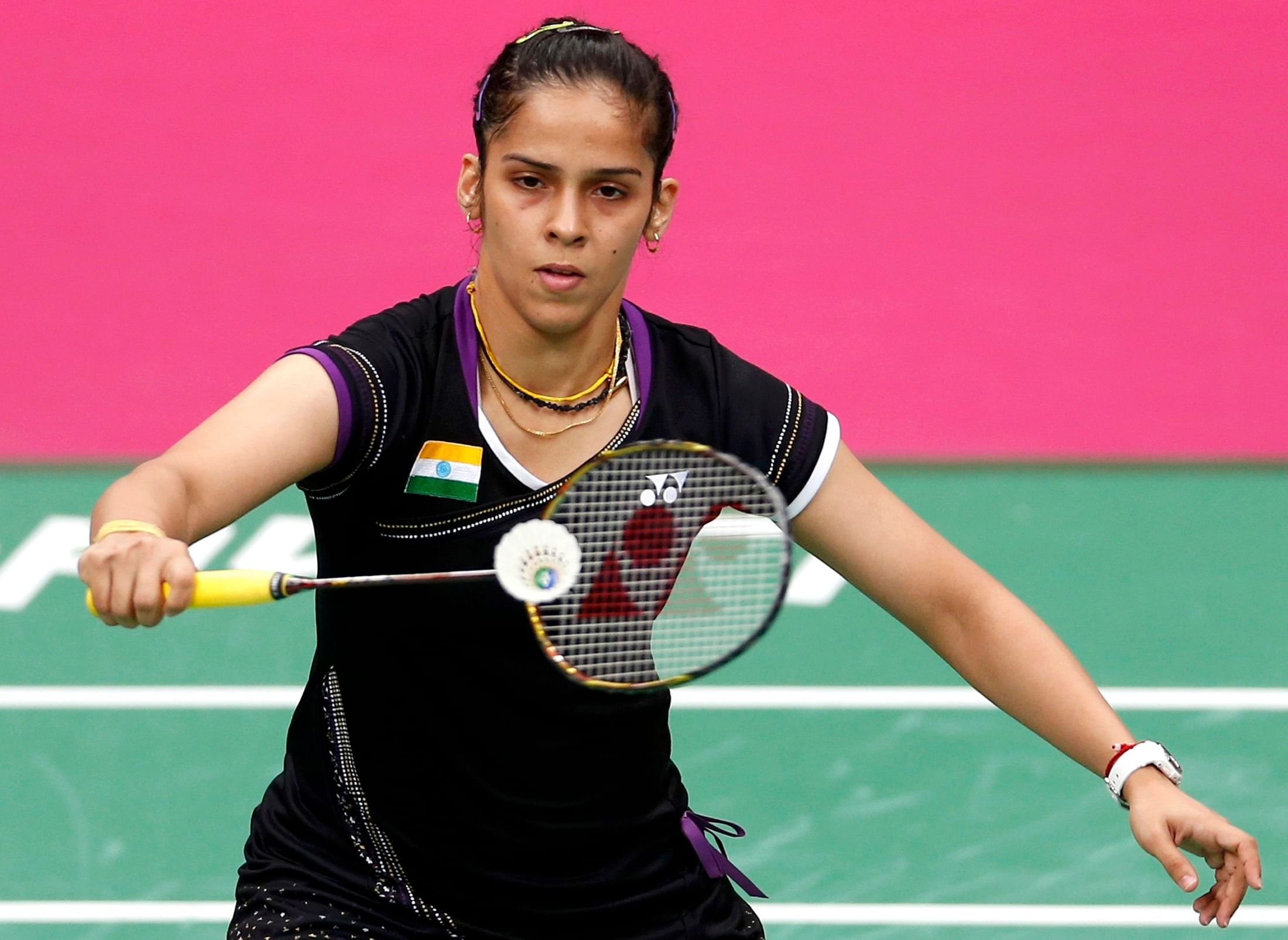 Saina Nehwal could become World No. 1 by the end of the India Open