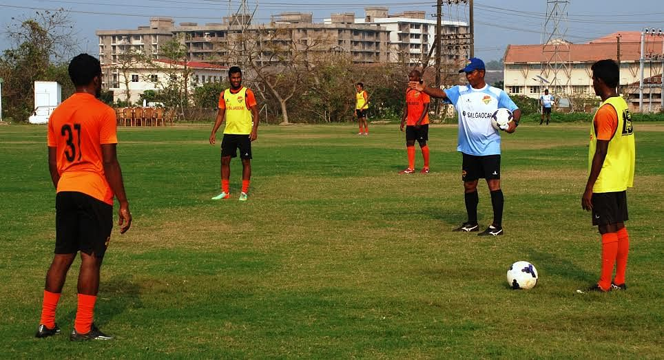I-League: Salgaocar FC look for all 3 points as they take on Mumbai FC