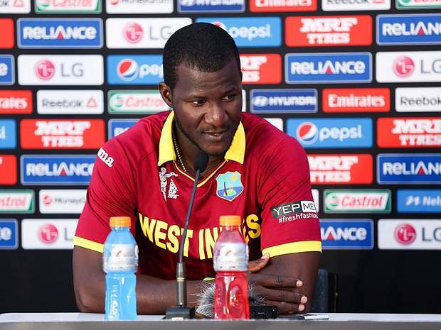 Darren Sammy to play four matches for Nottinghamshire