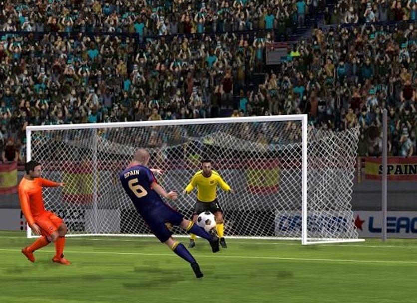 Crazy Soccer Mundial Game