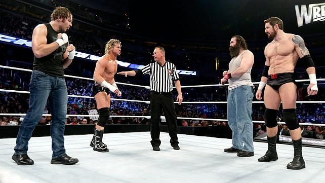 WWE Smackdown results: March 5, 2015