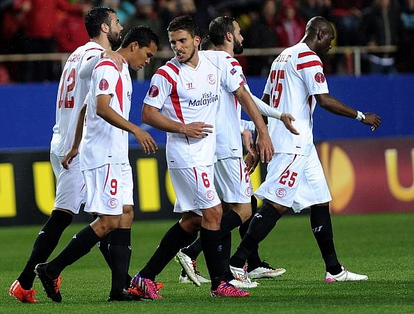 Reigning champions Sevilla defeat Villareal 5-2 on aggregate to advance in Europa League