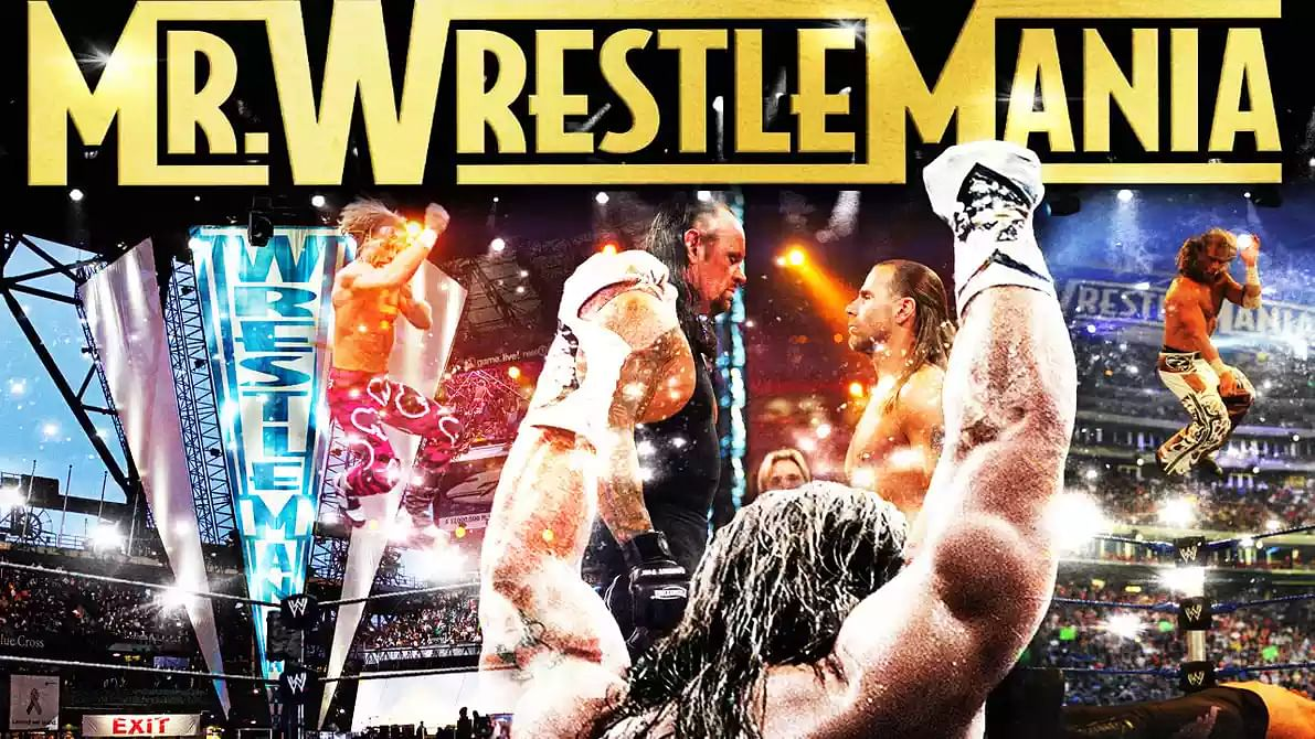 Top 5 WrestleMania matches of Shawn Michaels