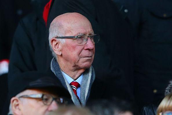 Sir Bobby Charlton feels Louis van Gaal was 'surprised' by ...  Sir Bobby Charl...