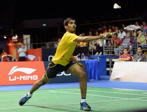Srikanth Kidambi beats compatriot Ajay Jayaram to enter Swiss Open final