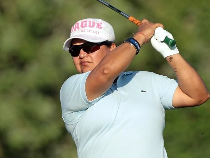 Smriti Mehra in driver's seat on day 2 of women's golf