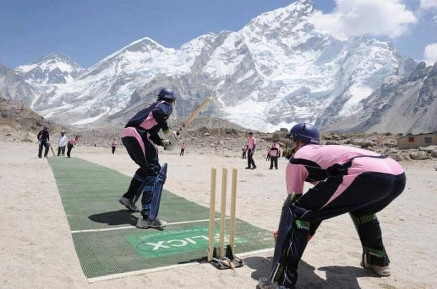 Nepal to host 63-over exhibition match in April to honour Phillip Hughes; Bat to be taken atop Mt. Everest