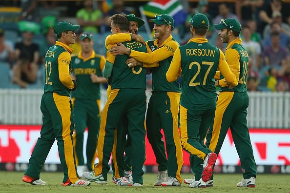 ICC Cricket World Cup 2015: Ireland vs South Africa - Player ratings