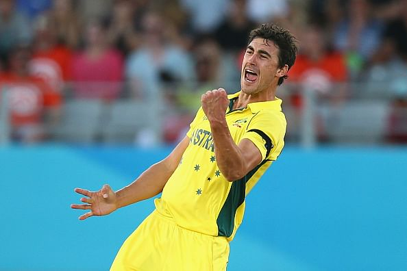 Mitchell Starc the most feared bowler in the world currently: George Bailey