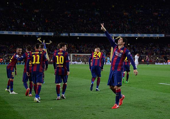 Barcelona 2-1 Real Madrid - Player ratings