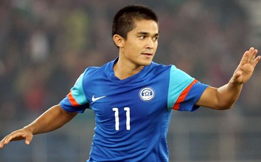 2018 World Cup Qualifiers: Chhetri's brace helps confident India defeat Nepal 2-0 in first leg