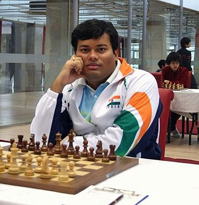 Surya Sekhar Ganguly still in joint lead in LIC International Grandmasters Chess Tournament