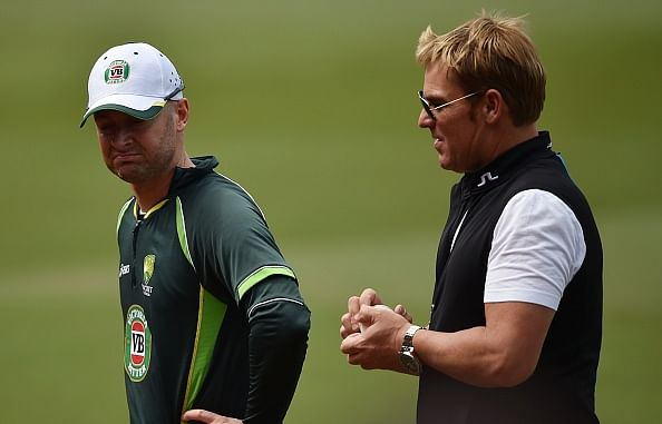 Shane Warne's spin mantra for Michael Clarke ahead of semi-final clash against India