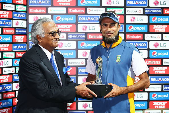 It's an absolute honour to play for South Africa: Imran Tahir
