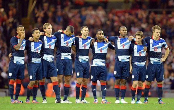 No British football teams at 2016 Rio Olympic Games