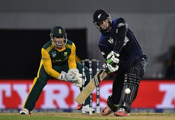 ICC World Cup 2015: Best XI of the tournament