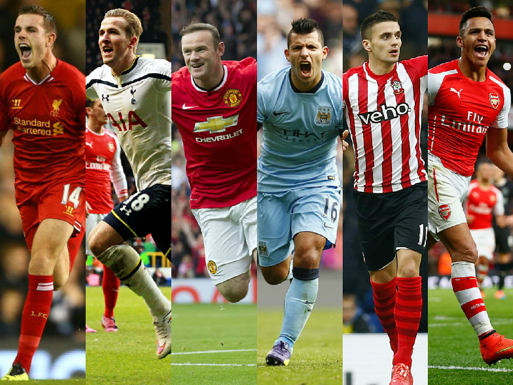 Who will finish in the top four in the Premier League?