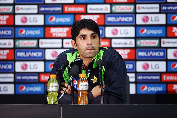 Australia are favourites, but favourites don't always win: Misbah-ul haq