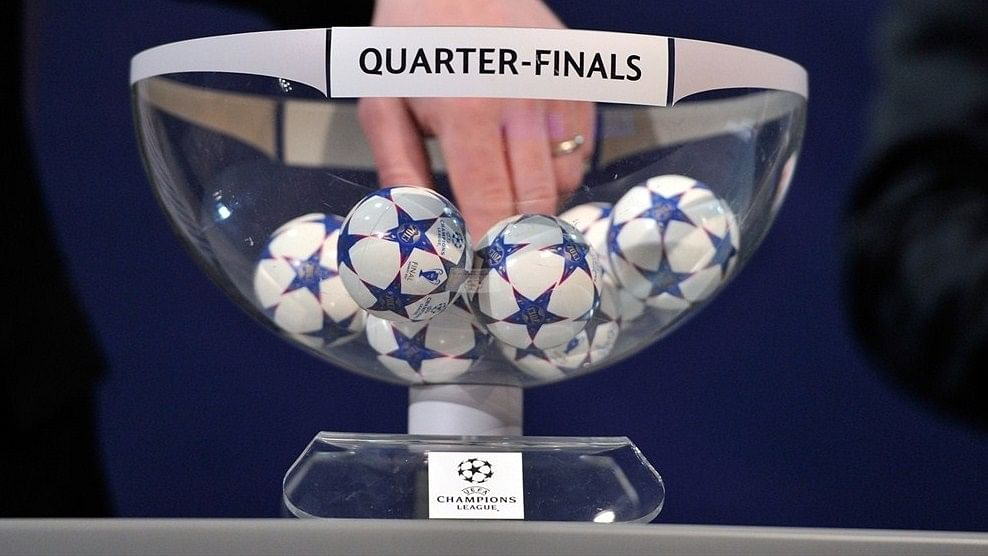 UEFA Champions League 2014/15 quarter-final draw: All you need to know