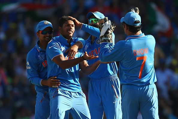 ICC World Cup 2015: India vs Australia - Dhoni and Co. need 329 for a spot in the final