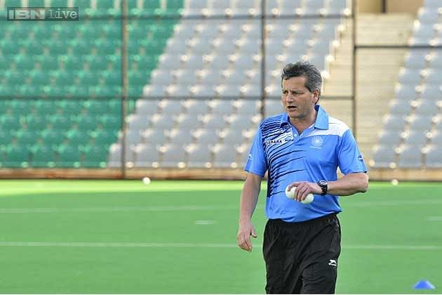 Paul Van Ass urges Indian hockey team to be tolerant