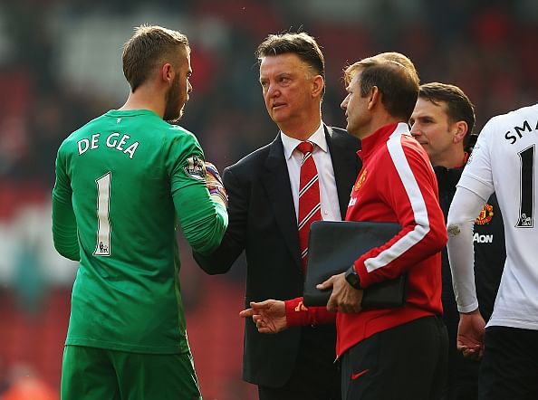 Van Gaal's aura sets him apart in an era of change at Manchester United