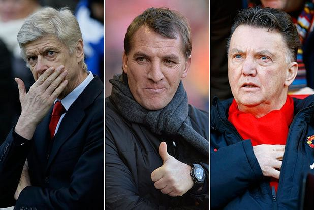 8 matches to go! Where do Premier League clubs stand in the top 4 race?