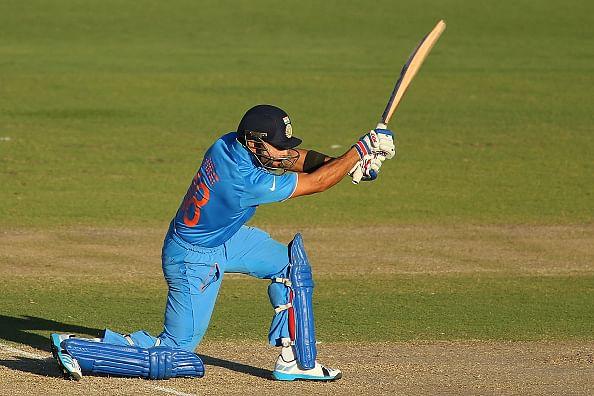 Batsmen with fastest strike rates when scoring an ODI century
