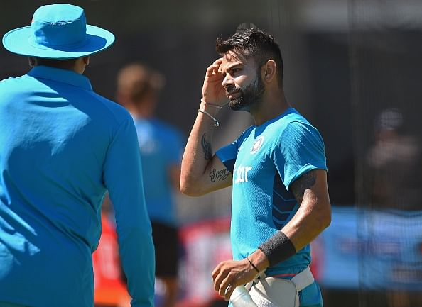 Virat Kohli needs more maturity, says Steve Waugh after journalist controversy