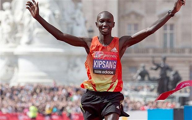 Kenya's Wilson Kipsang targets Beijing world marathon title