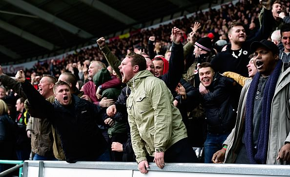Stats: Which Premier League away fans were the worst behaved in the past two seasons?