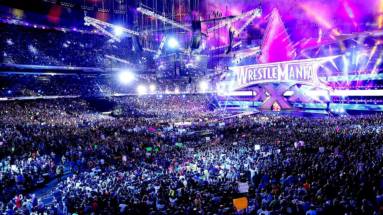 5 reasons why Wrestlemania is among the biggest global sports based shows in the world