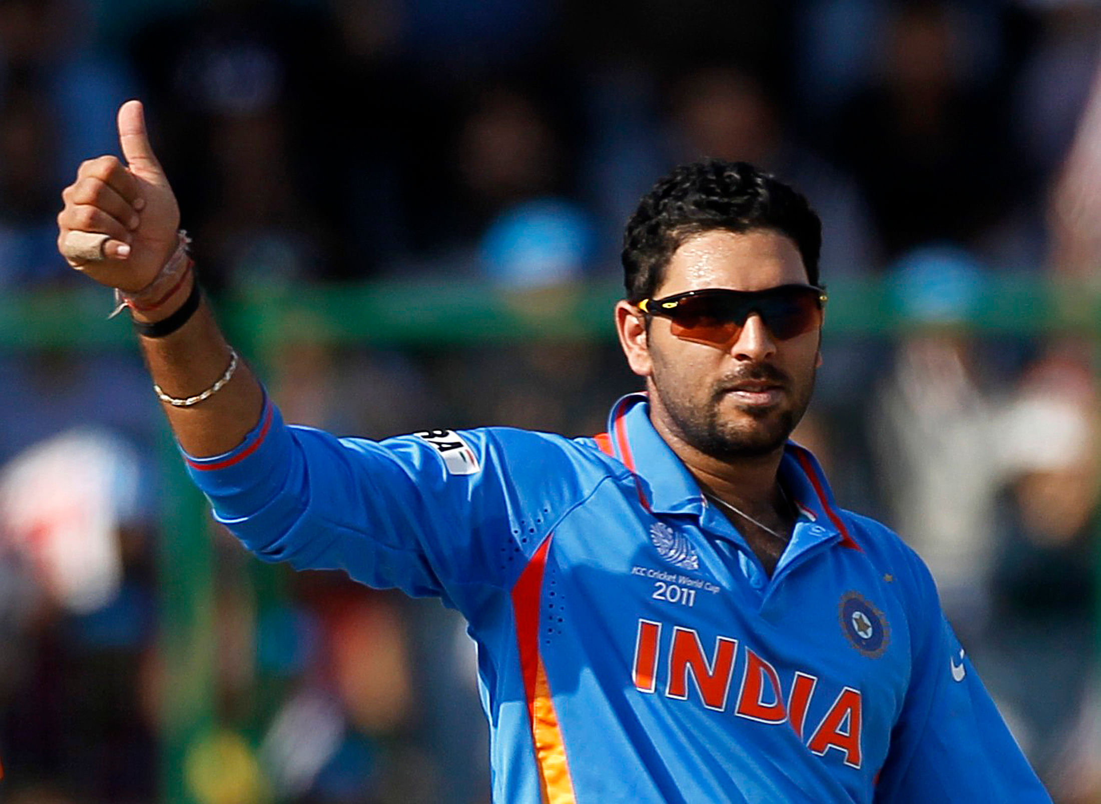 Indian Cricket Team Batsman Yuvraj Singh: Yuvraj Singh Backs Indian Cricket Team To Retain The World Cup